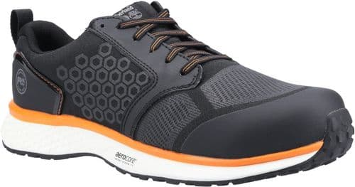Timberland Pro Reaxion Trainers Safety Black / Orange